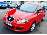 2006 SEAT ALTEA SPORT ONLY £1400