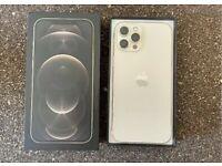 iPhone 12 Pro Max 128GB UNLOCKED WHITE