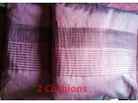 Selection of Plum/Purple accessories