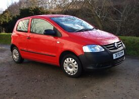 2010 VW FOX 1.2 with Only 17k MLS