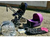 Mamas and Papas Mylo complete travel system