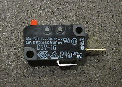 Ge Microwave Door Switch (NEW GE Microwave Door Switch WB24X823 WB24X829 WB24X10029 WB24X10047)