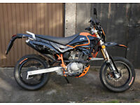 RMR 125cc Supermoto FOR SALE