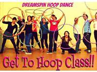 Hula Hoop Workshop BEGINNERS - 19th November 12-2pm