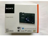 Sony DSC-WX350 - Excellent Condition