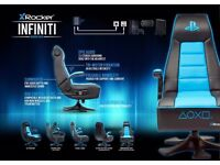 Ps4 x rocker infinity wireless gaming chair. Paid £200 sell £120