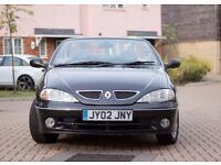 2002 Renault Megane Cabriolet 1.6