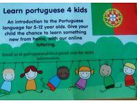 Learn Portuguese 4 Kids