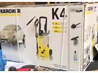 Pressure Washer Karcher K4 +car version Brand New Boxed