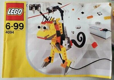 LEGO SET # 4094 INVENTOR MOTOR MOVERS