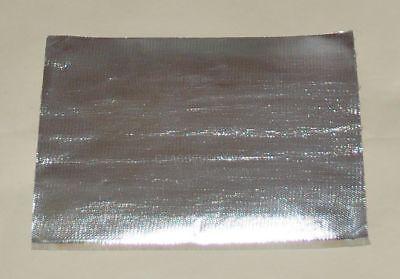 Motorcycle Race Track Fairing Exhaust Engine Heat Shield Self Adhesive Sheet