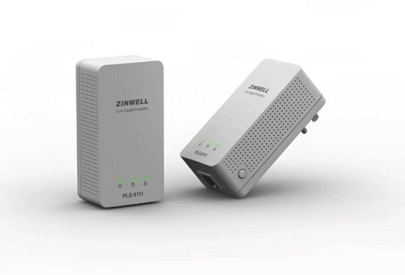 Zinwell G.hn 802.3af PoE Bridge Ethernet Adapter PLS-8171