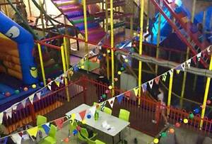 Play all day at ParkLife Play Cafe Kingston Kingborough Area Preview