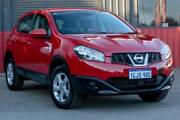 2010 Nissan Dualis ST J10 Series II Auto MY10 Welshpool Canning Area Preview