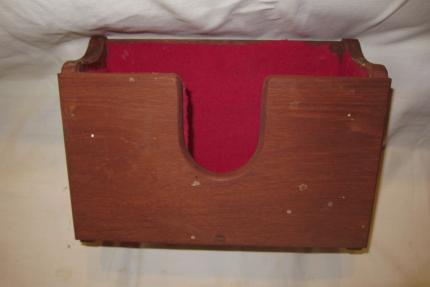 Marine Plate  storage box