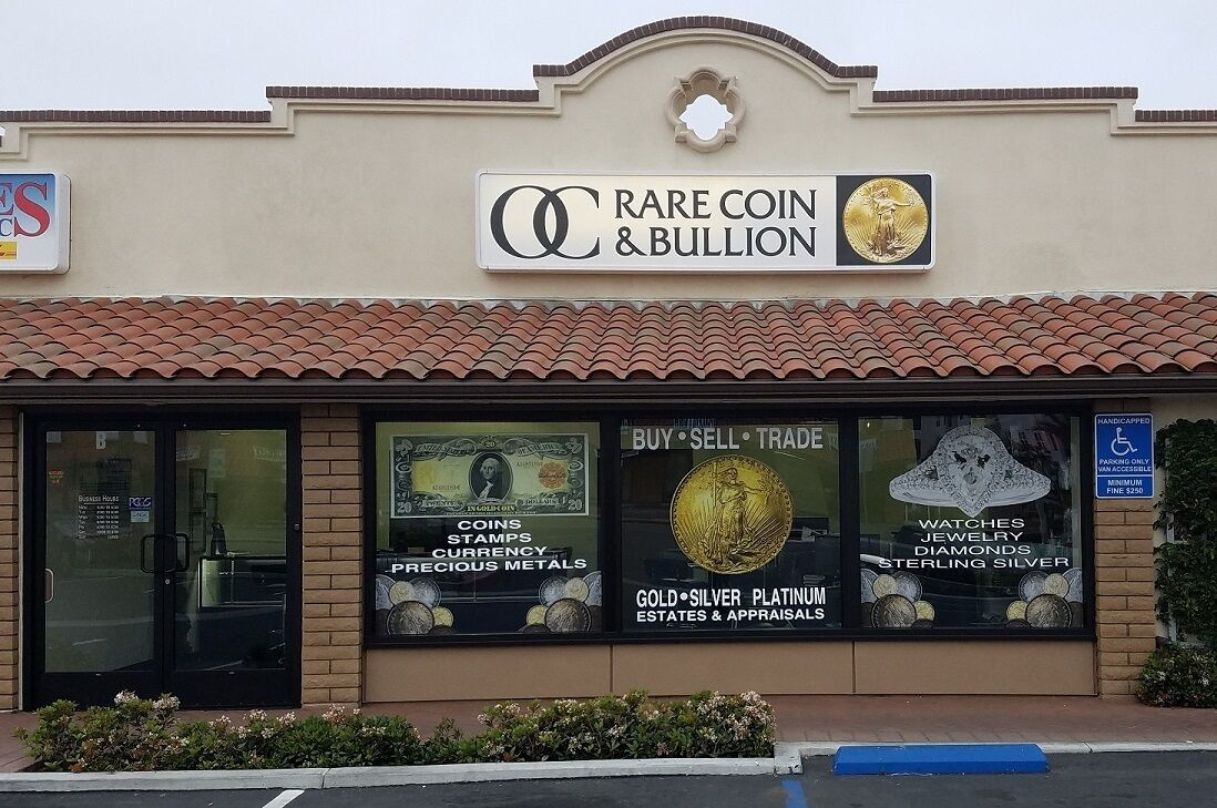 OC Rare Coin & Bullion, LLC
