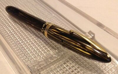 Sheaffer's Lifetime Lady Balance Vintage Calligraphy Fountain Pen Original Nib