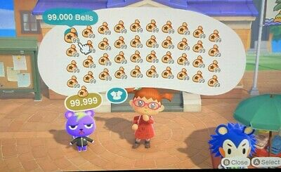Animal Crossing Bells New Horizons 40 STACKS!!!!!!!!!!! 💰FAST DELIVERY
