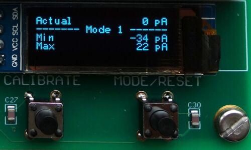 Digital Ammeter Amperemeter Amperometer Picoammeter Low Current Electrometer UK