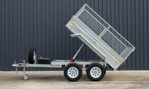 8x5 3.5Tonne Hydraulic Tipper FULLY GALVANISED Moss Vale Bowral Area Preview