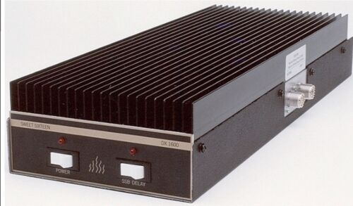 BRAND NEW TEXAS STAR DX 1600 CW TRANSMITTER AMPLIFIER AMP 2879 Transistors