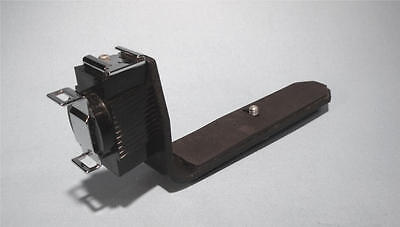 Genuine Rollei Flash Bracket Adapter Universal Standard Mount Screw Fits Nikon