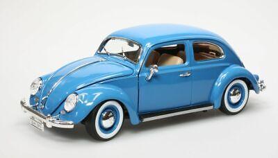 Volkswagen VW Coccinelle kafer 1955 Bleu 1/18