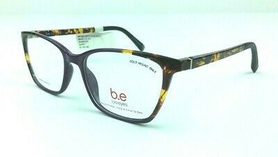 Bio Eyes b.e Eyeglass Lilac DPRT BE43 Frames Rx For Prescription Demo (Eyeglasses For Eyes)