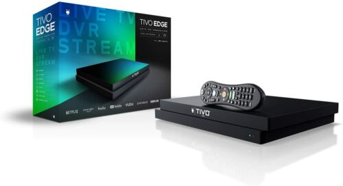TiVo Edge for Antenna | Live, DVR and Streaming 4K UHD Media Player with Dolby V
