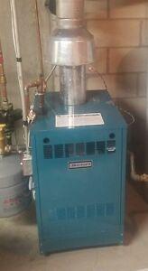 Burnham Gas Boiler Series 2 (96,000 BTU)