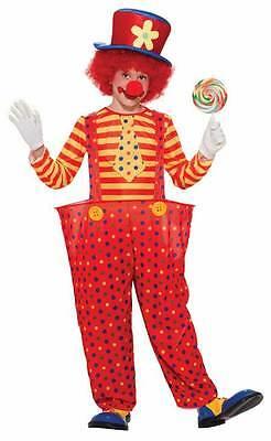 Kinder Reifen Clown (M), Zirkus/ Big Top, Unisex - Big Top Kostüme