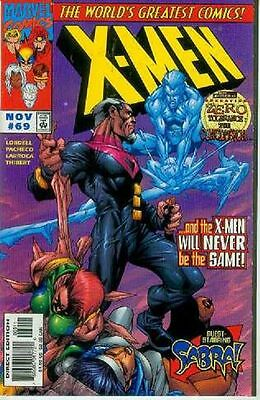 X-Men (2nd series) # 69 (40 pages) (USA, 1997)