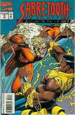 Sabretooth Classics # 3 (Denys Cowan)  (USA, 1994)