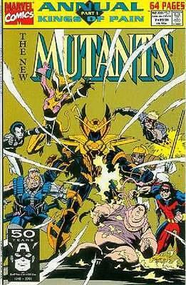 New Mutants Annual # 7 (USA, 1991)