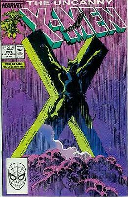 Uncanny X-Men # 251 (Marc Silvestri) (USA, 1989)