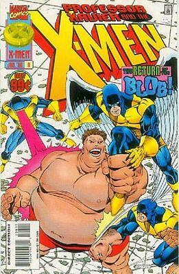 Professor Xavier and the X-Men # 8 (USA, 1996)