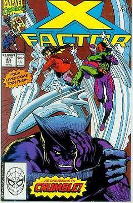 X-Factor # 59 (USA, 1990)