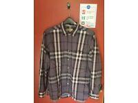 Burberry brit shirt xxl
