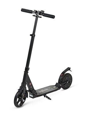 Patinete Scooter electrico plegable Ecoxtrem 150W Viper color negro en OFERTA