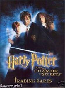 HARRY-POTTER-CHAMBER-OF-SECRETS-CARD-ALBUM-BINDER-2006