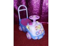 Disney Princess ride on