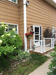 AVAILABLE - DARTMOUTH - 3 BED TOWNHOUSE + 1.5 BATH + SHED