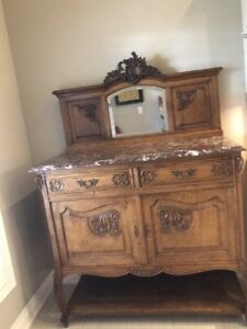 REASONABLE OFFERS WELCOME - French Sideboard - 1800's