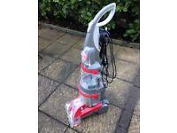 Vax V124A upright carpet cleaner / washer