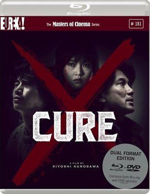 Cure Blu-Ray + DVD NEW BLU-RAY (EKA70272)