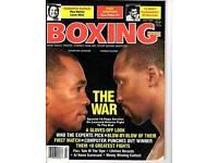 July 1989 boxing scene
