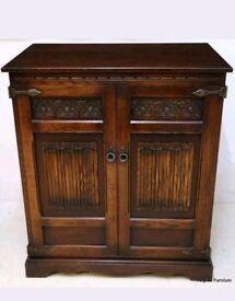 Old charm tv cupboard
