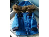 Boys coat size 3-6