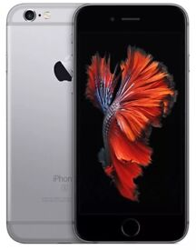 iPhone 6 - 64 gb - Space Gray on EE