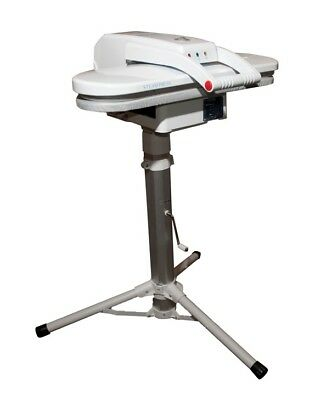 Home Steam Press Laundry Ironing Press Clothing Press Compact With Stand